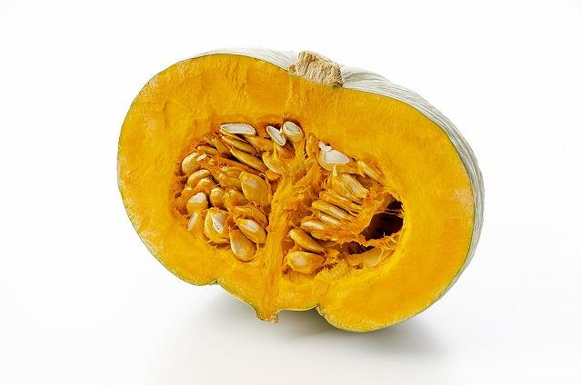 かぼちゃ食べ頃